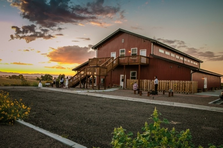 country barn venue