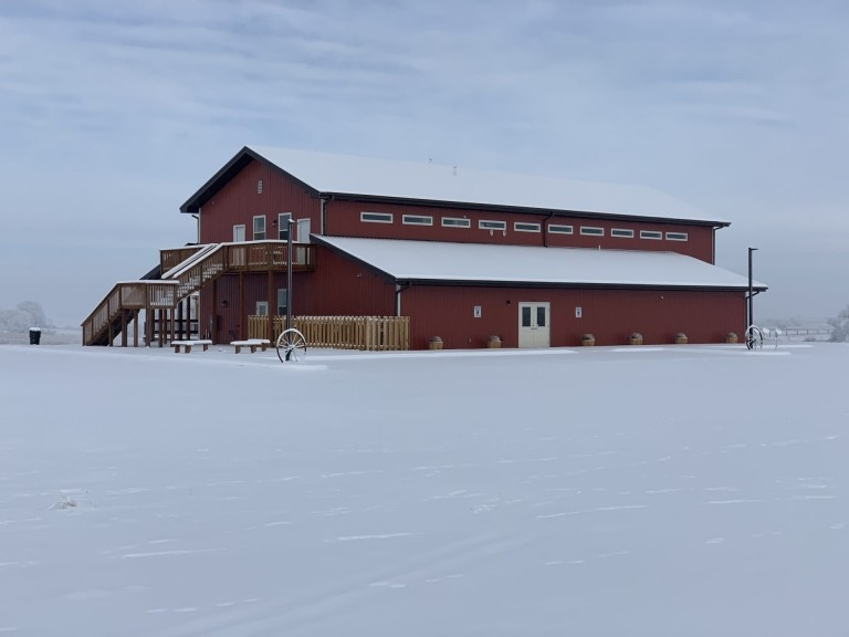 county barn venue